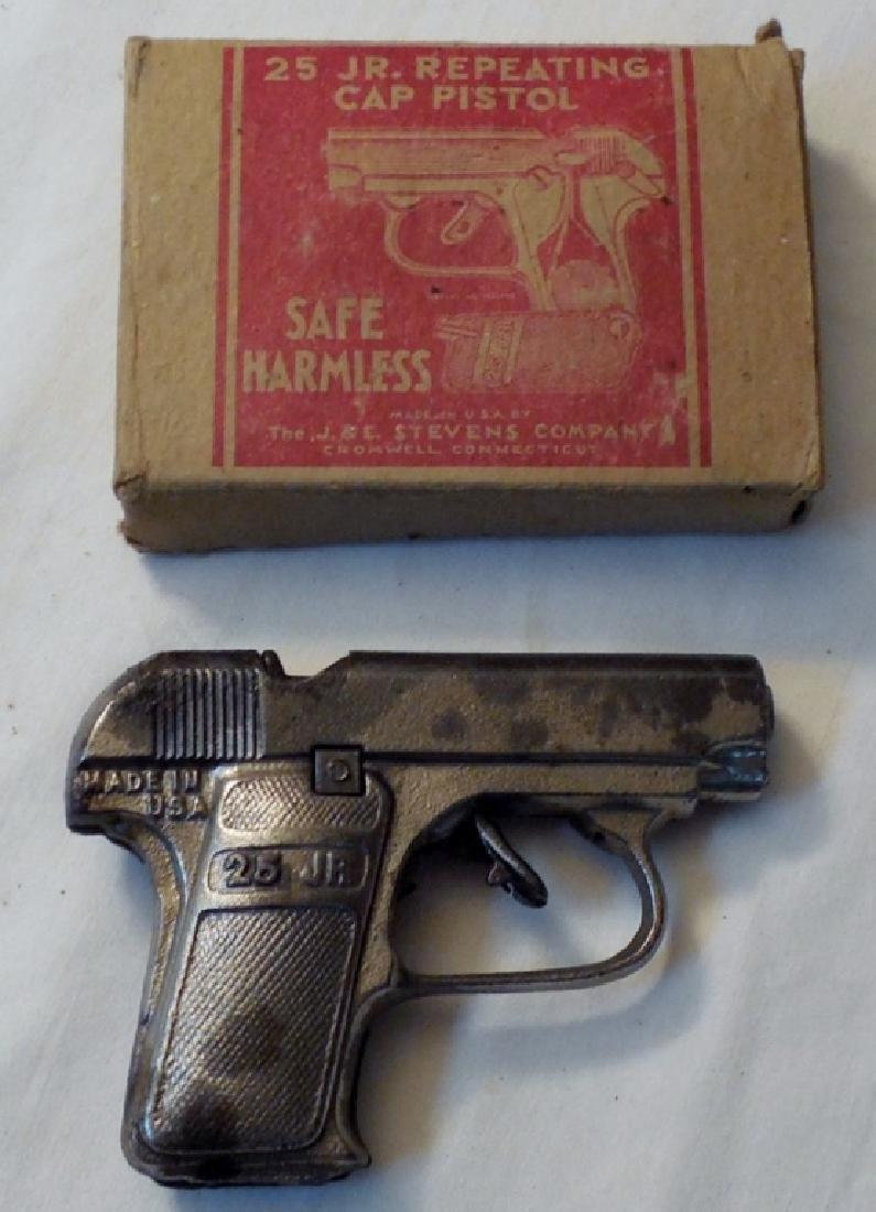 J.E. Stevens 25 JR Cap Gun - 2