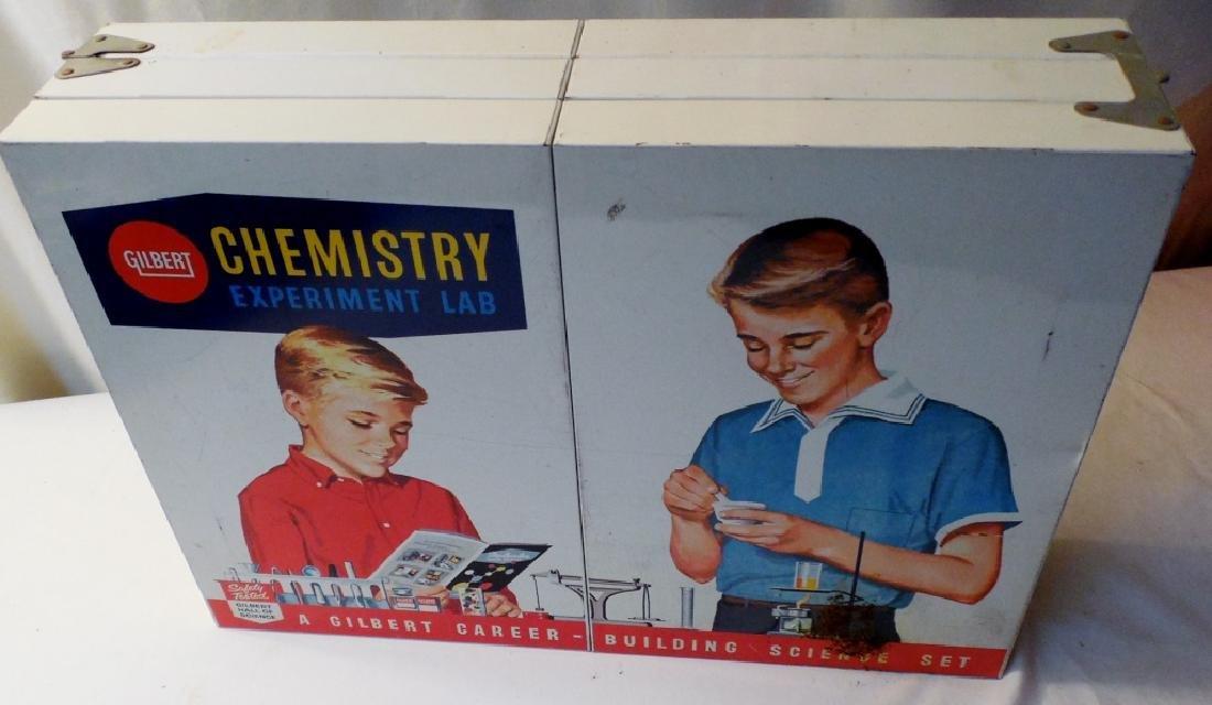 Gilbert Chemistry Set