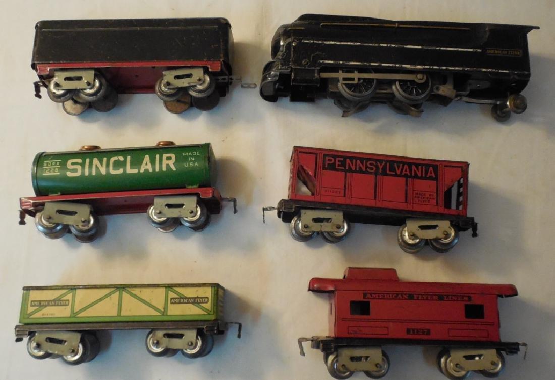 American Flyer Train 6-Piece Set - 2