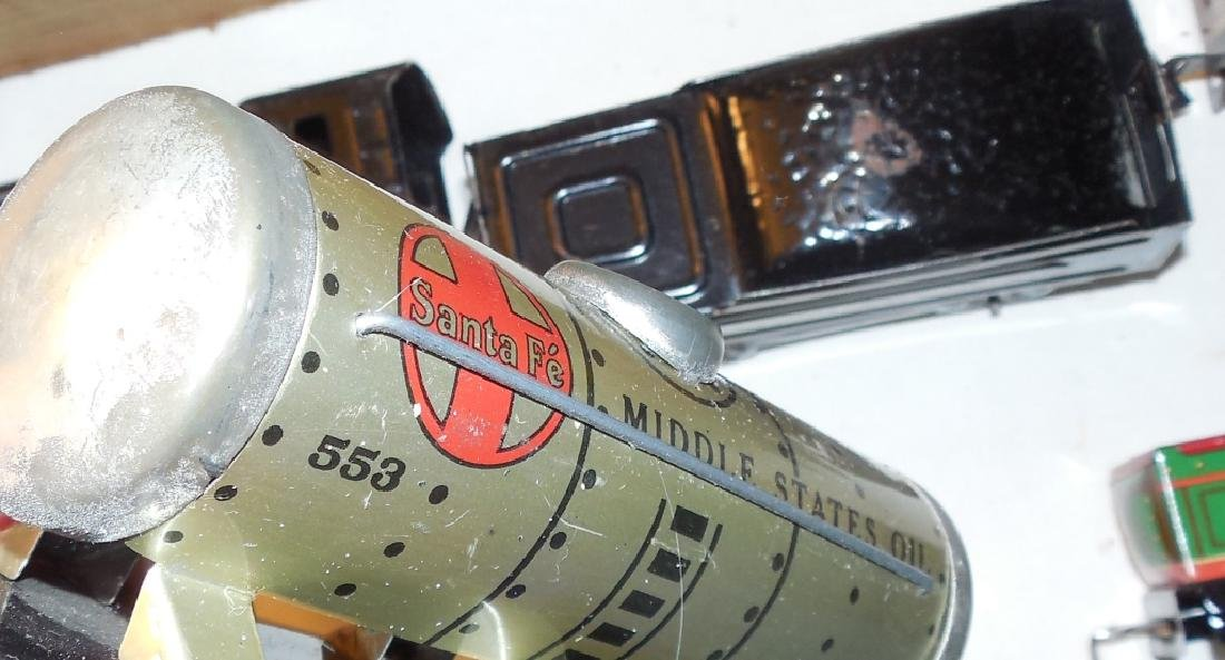 Marx Electric Train Set  w/ box - 4