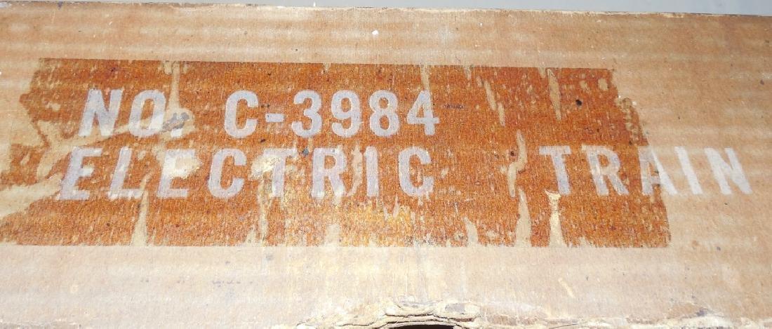 Marx Electric Train Set  w/ box - 5