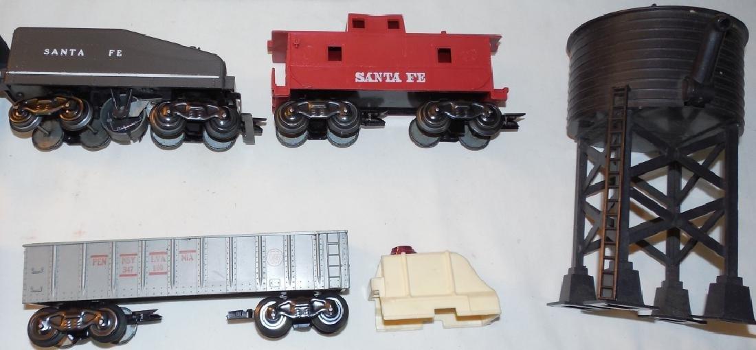 Montgomery Ward Sound-O-Power Electric Train Set - 4
