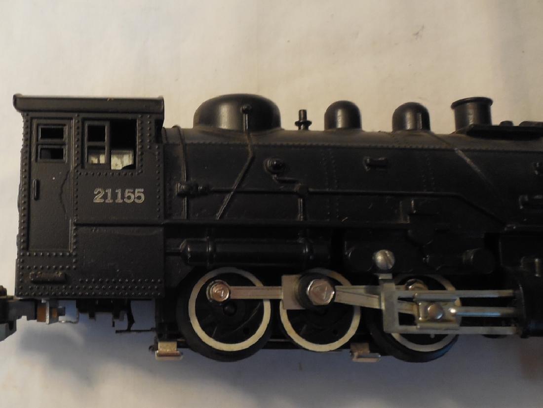 Lionel 21155 Engine & Box Car - 3