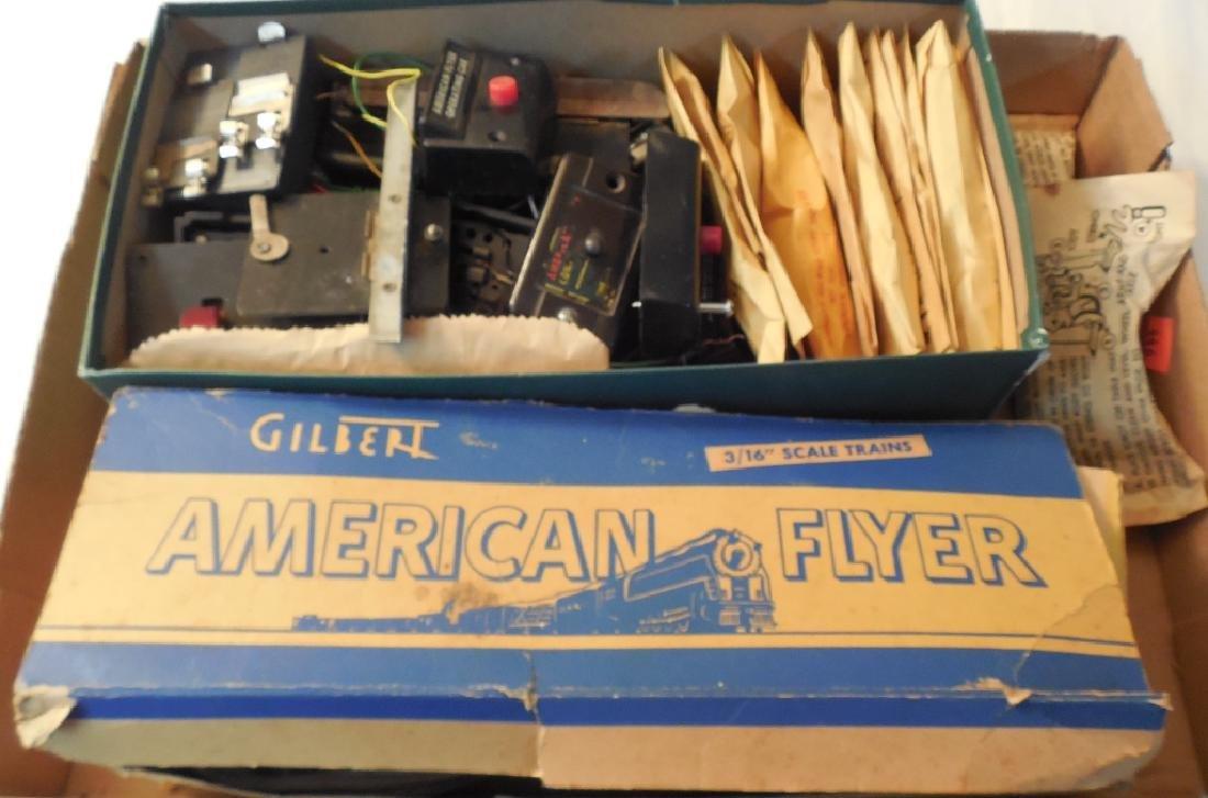 American Flyer Transformers