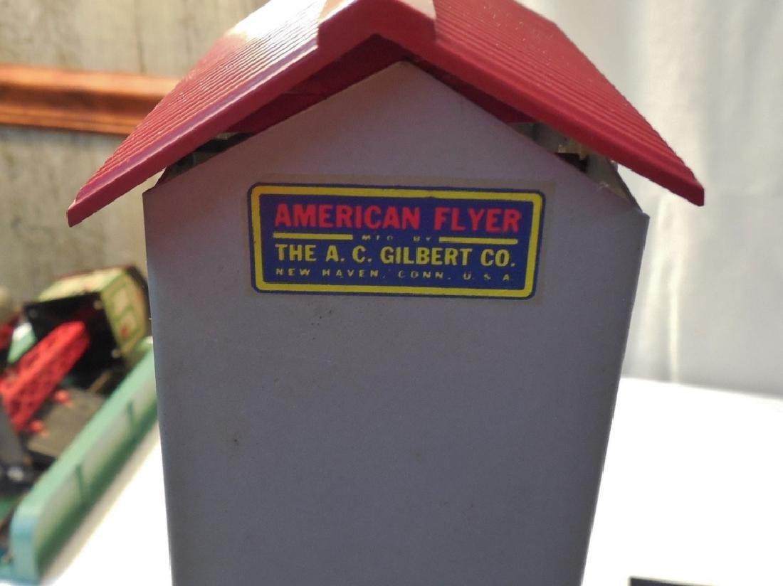 American Flyer Operating Coal Loader - 3