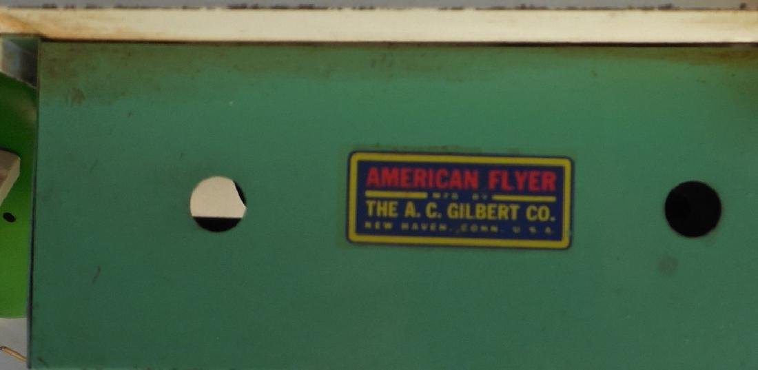 Lot of 2 American Flyer Billboards/Whistles - 3
