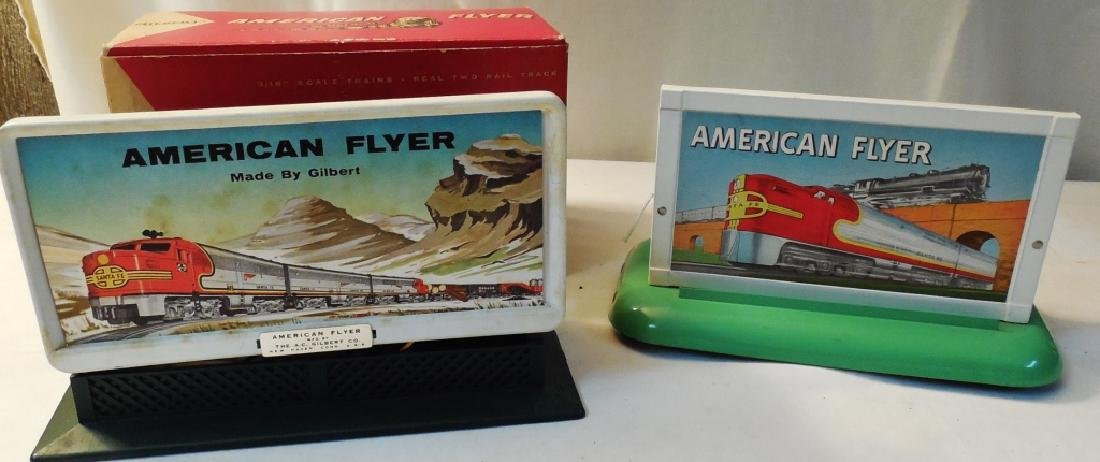 American Flyer Billboard Whistles