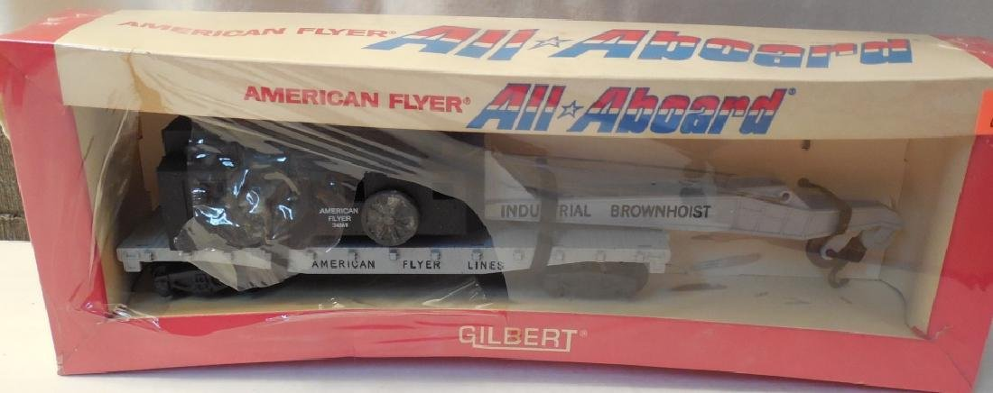 2 American Flyer Cranes - 3