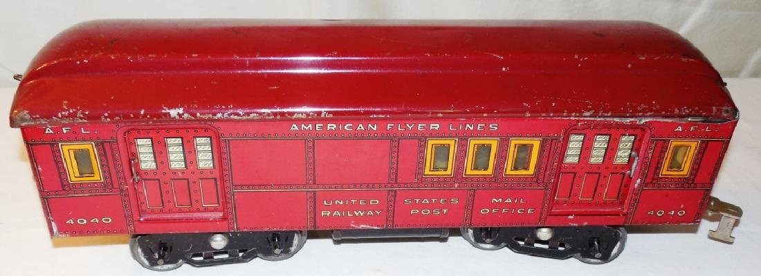 American Flyer 4019 Standard Gauge Engine & Cars - 8