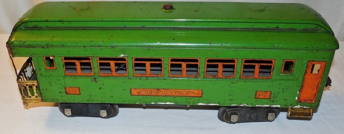 Lionel 318E Standard Gauge Engine & Cars - 10