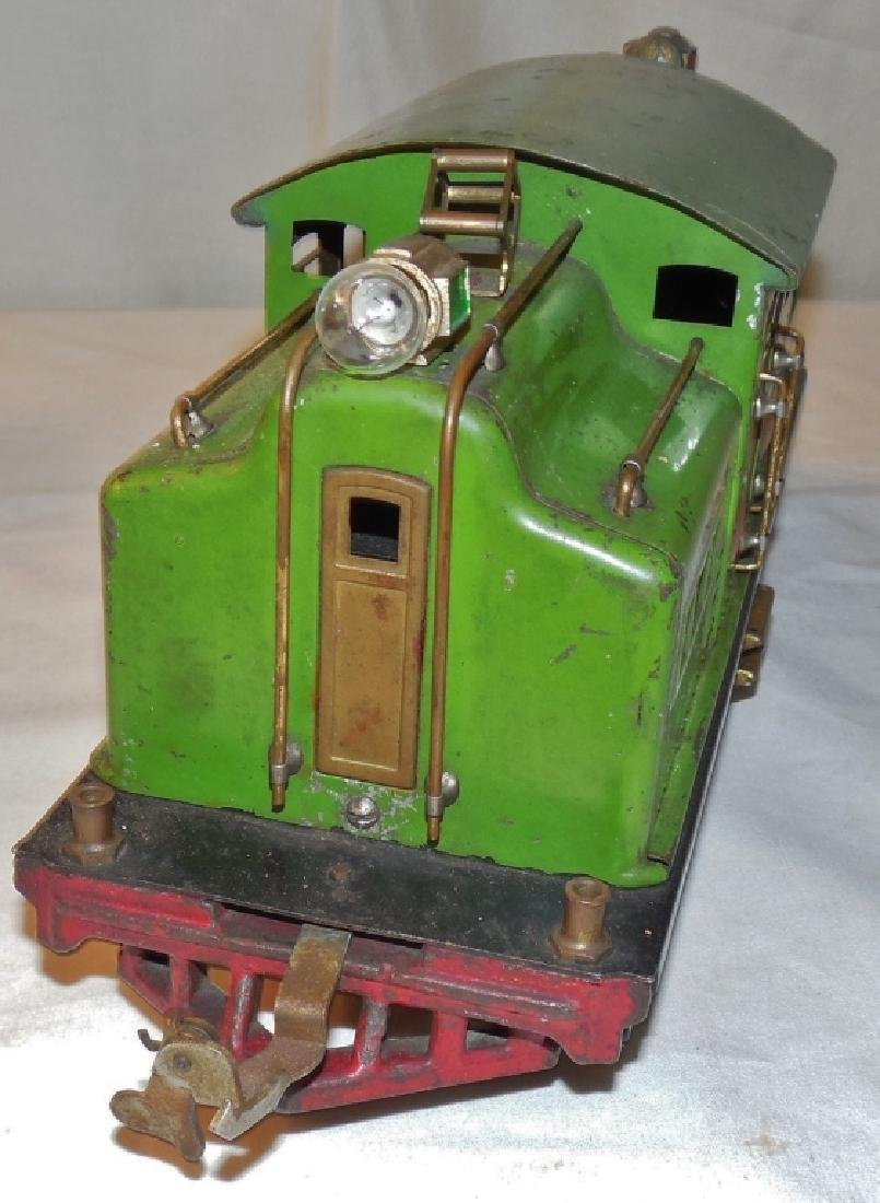 Lionel 318E Standard Gauge Engine & Cars - 3