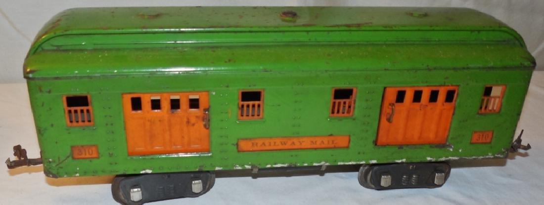 Lionel 318E Standard Gauge Engine & Cars - 6