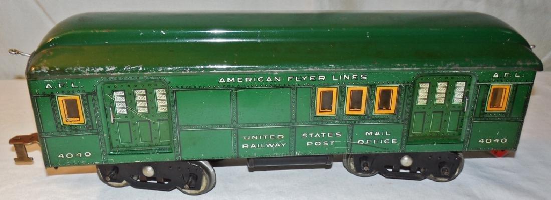American Flyer 4644 Standard Gauge Engine & Cars - 10