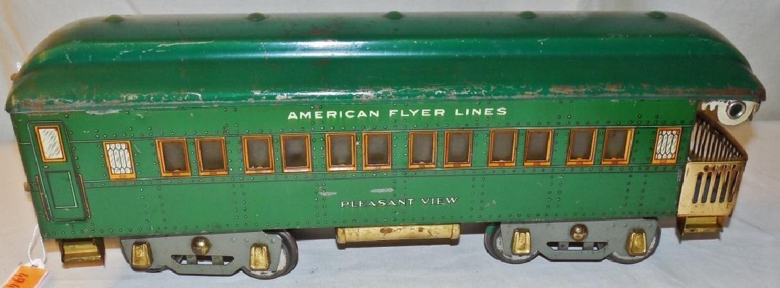 American Flyer 4644 Standard Gauge Engine & Cars - 2