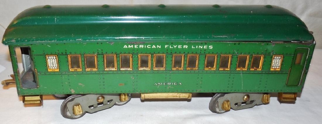 American Flyer 4644 Standard Gauge Engine & Cars - 8