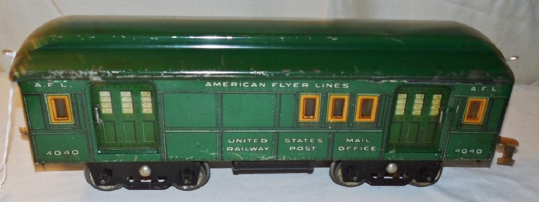 American Flyer 4644 Standard Gauge Engine & Cars - 9
