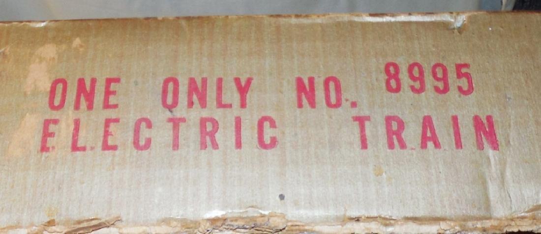 Marx Electric Train Set  w/ Box - 2