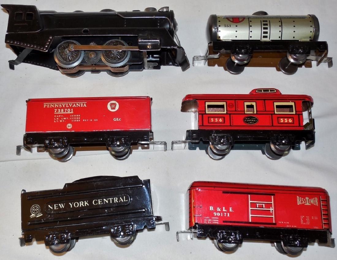 Marx Electric Train Set  w/ Box - 3
