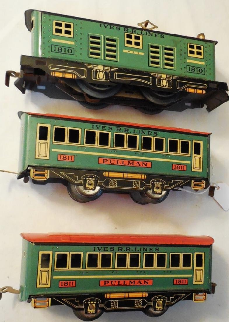 """Ives """"The Yankee"""" Electric Train Set - 3"""