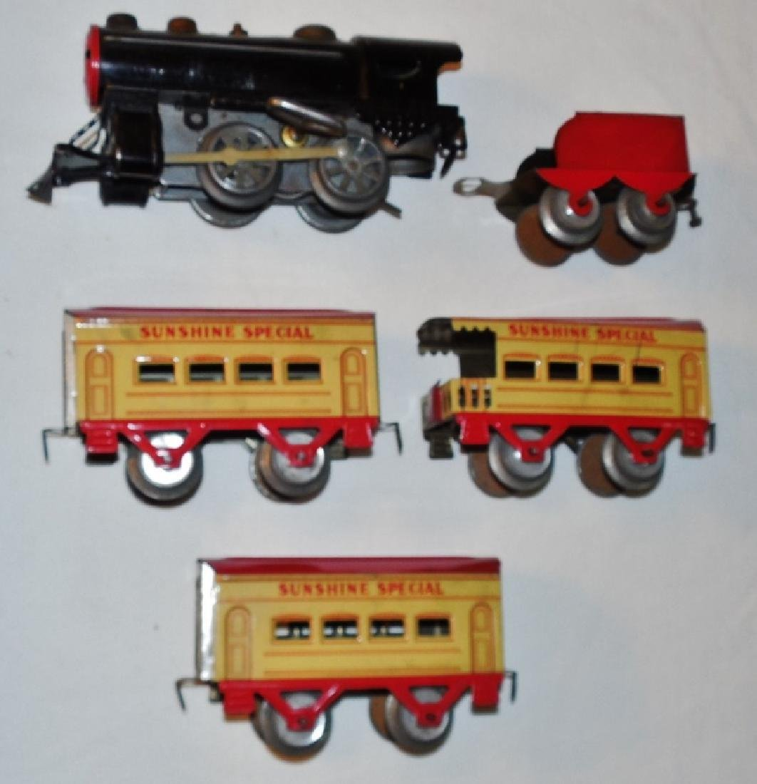 Hafner Train Set w/ Box - 2