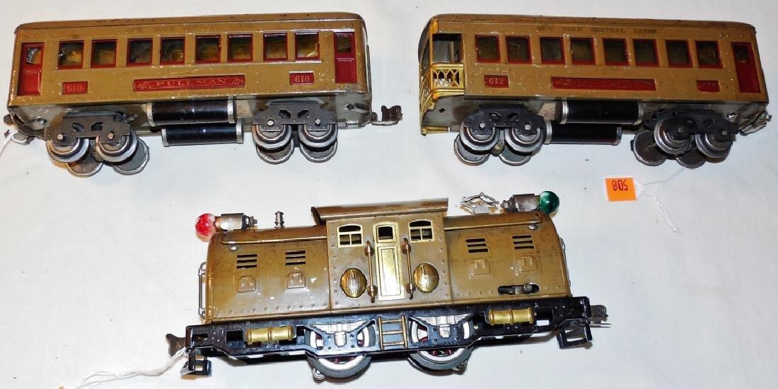 Lionel 254 Train Set