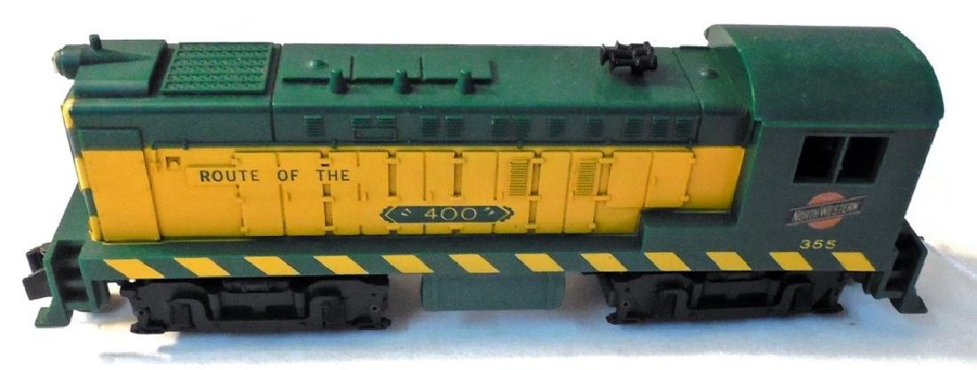Lionel Northwestern 355 Diesel Engine