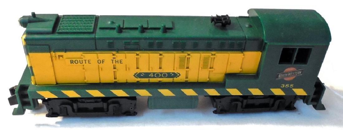 Lionel Northwestern 355 Diesel Engine