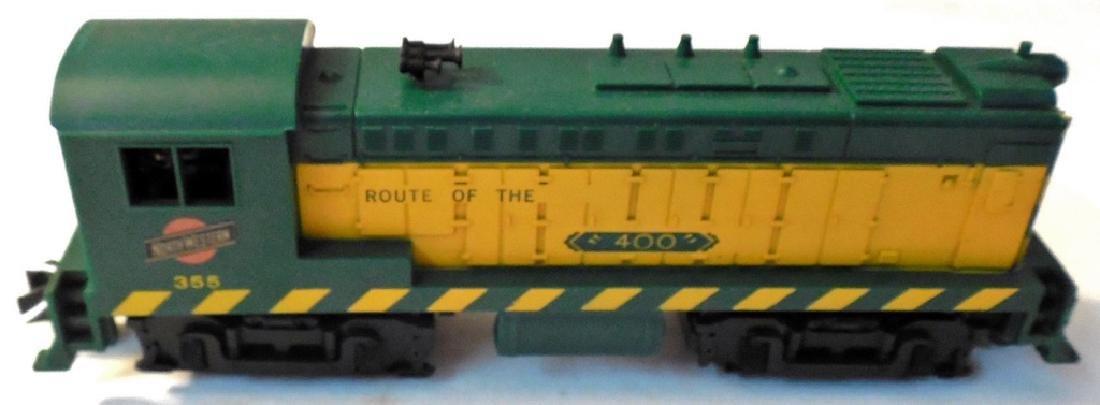 Lionel Northwestern 355 Diesel Engine - 2