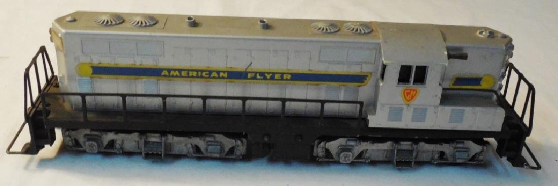 American Flyer Diesel Engine