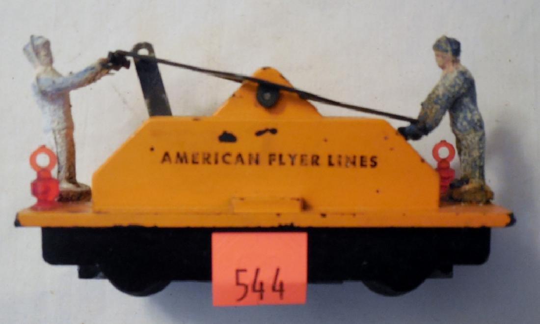 American Flyer Switcher, Lionel 21155 Engine - 2