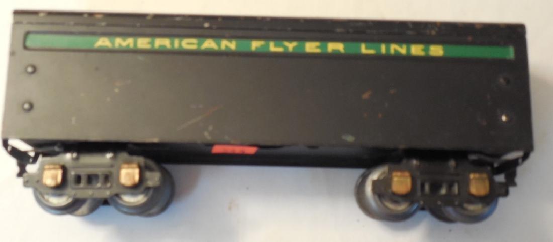 American Flyer Switcher, Lionel 21155 Engine - 5