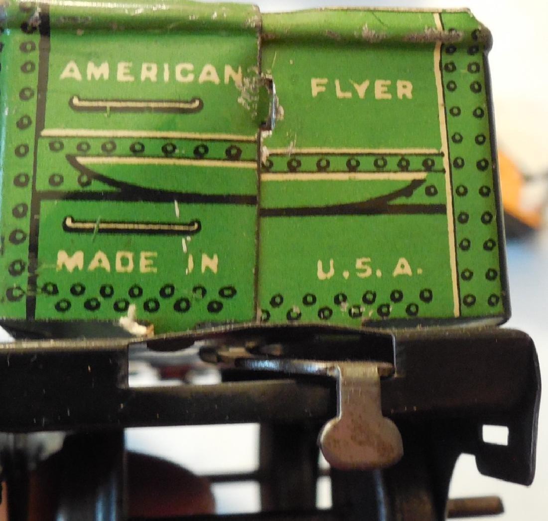 American Flyer Switcher, Lionel 21155 Engine - 7