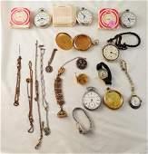 Miscellaneous Watch Lot