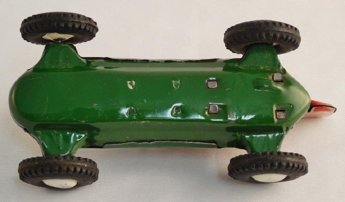 Rocket Racer Tin Toy - 4