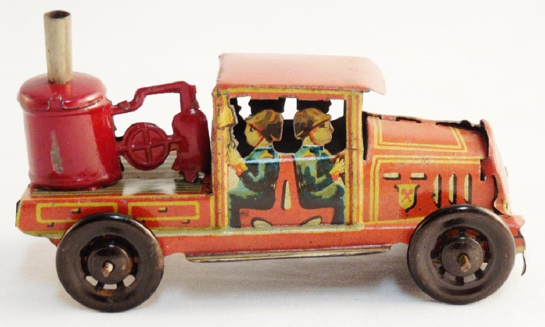 Penny Toy Fire Engine