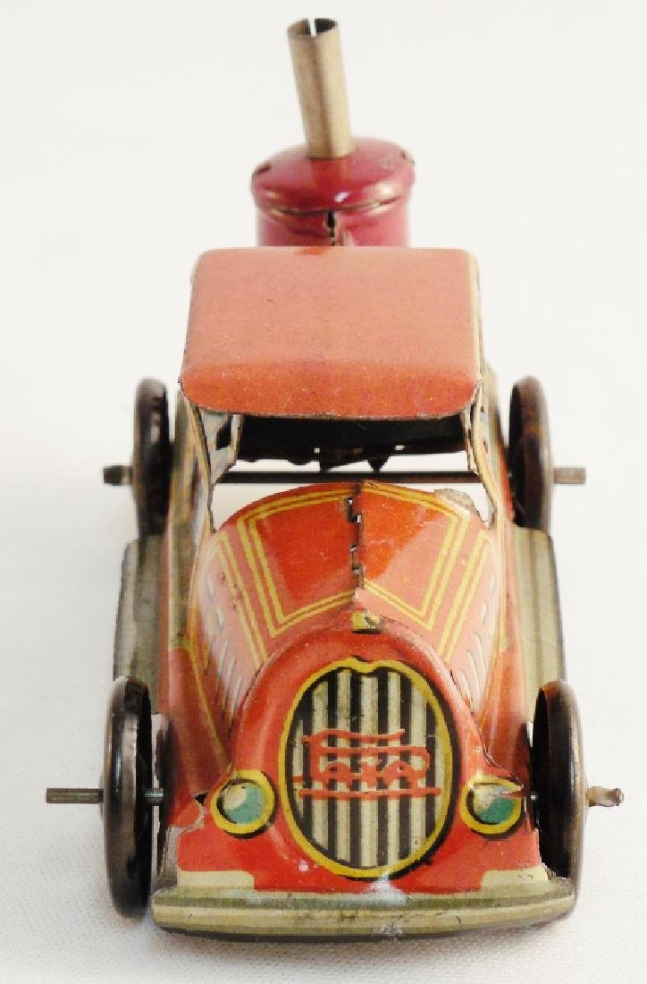 Penny Toy Fire Engine - 2