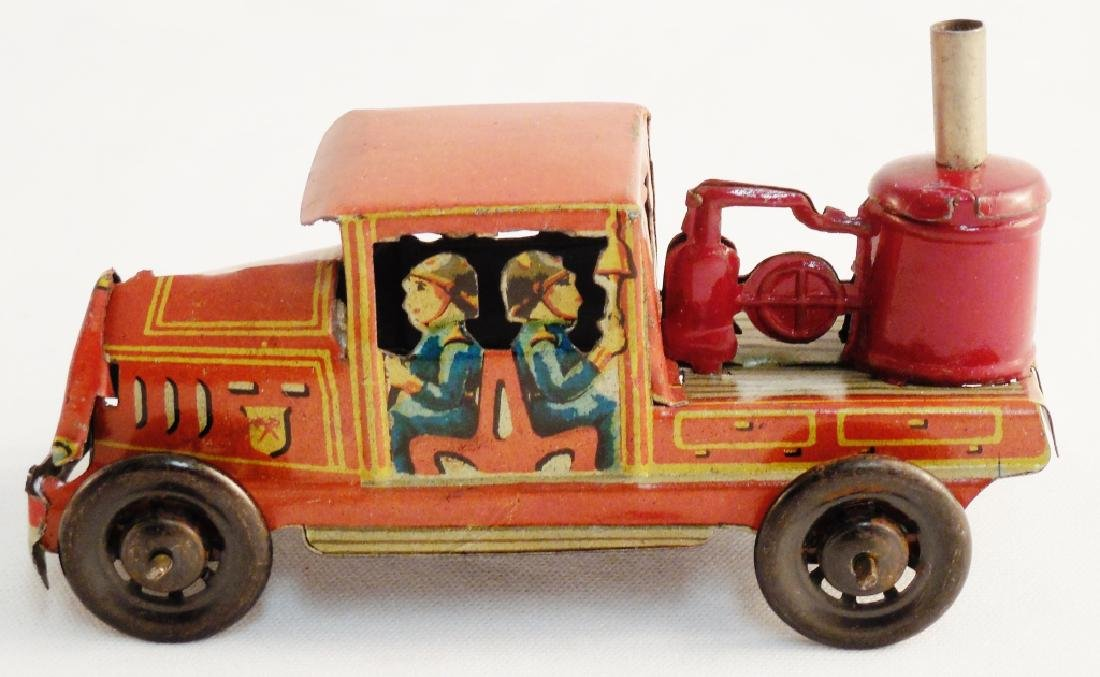 Penny Toy Fire Engine - 3
