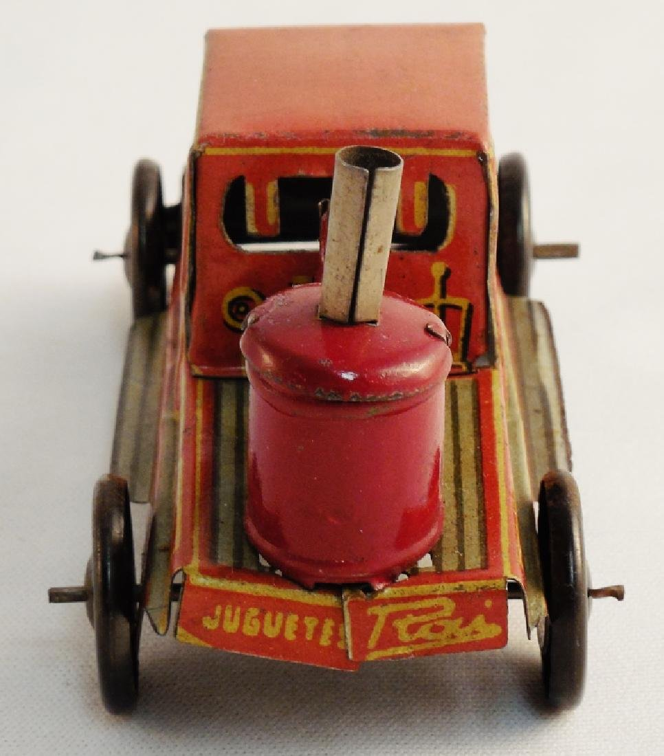 Penny Toy Fire Engine - 4