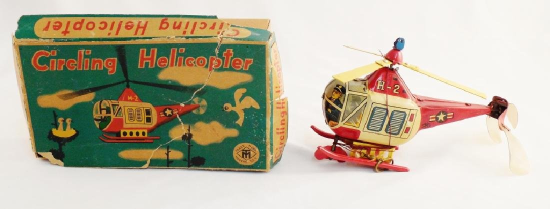 Modern Toys Circling Heliocopter with Box