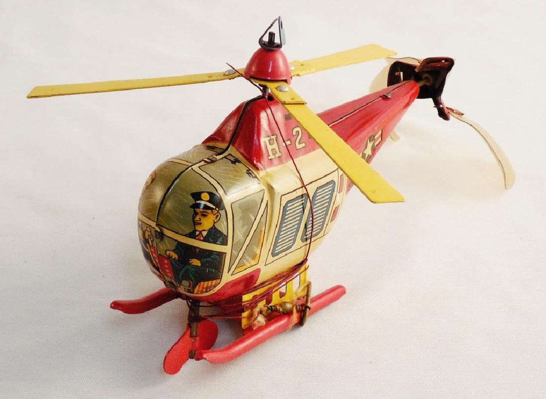 Modern Toys Circling Heliocopter with Box - 2