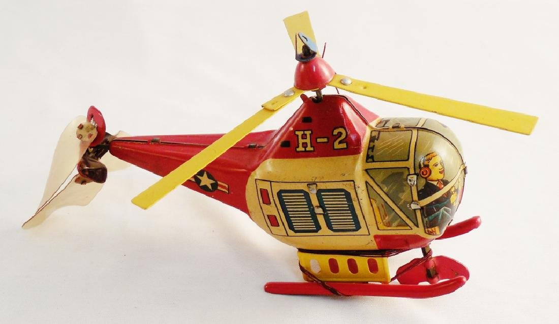 Modern Toys Circling Heliocopter with Box - 3