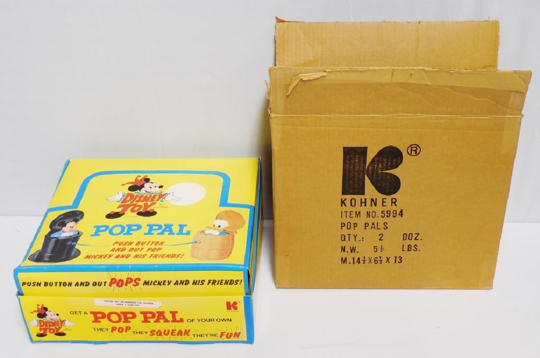 Disney Toy Pop Pals with Display Box