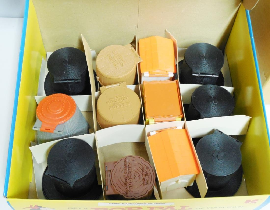 Disney Toy Pop Pals with Display Box - 2