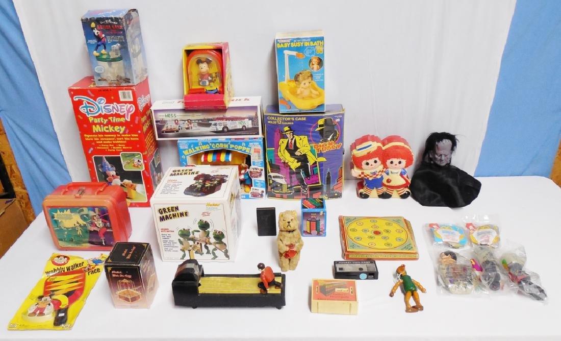 Assorted Toy Lot