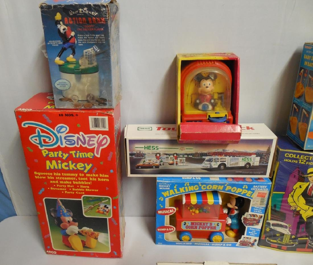 Assorted Toy Lot - 2