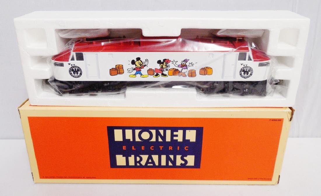 Lionel The Disney Electric Train
