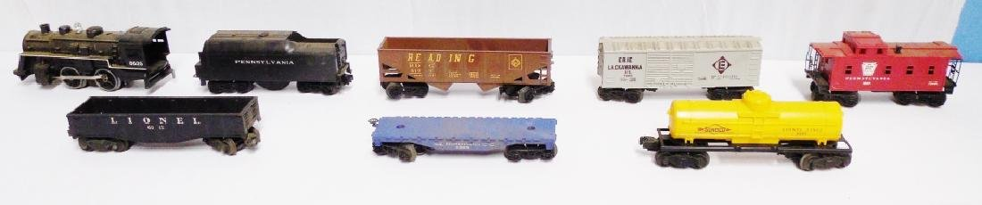 Lionel No 8625 Freight Set