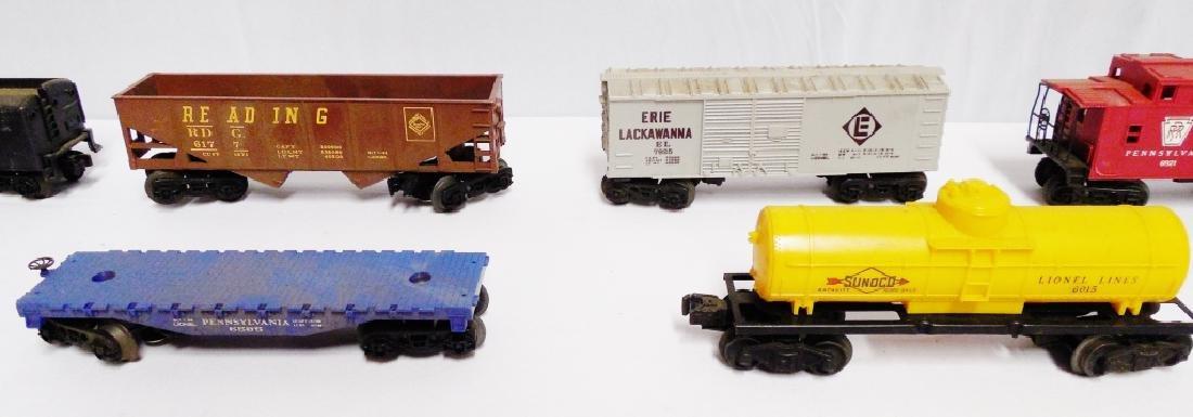 Lionel No 8625 Freight Set - 3