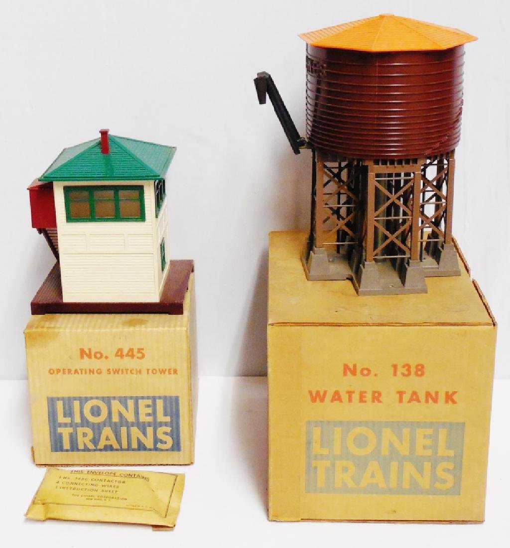 Lot of 2 Lionel Accessories with Boxes - 2