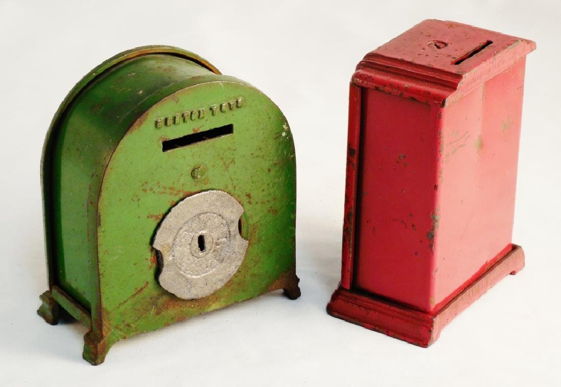 Lot of 2 Juke Box Banks - 3